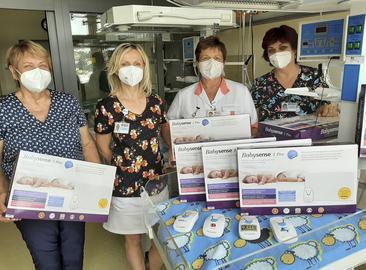 Dar pro třebíčskou nemocnici