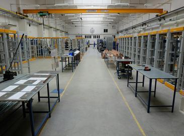 Jaderná elektrárna Dukovany – Rekonstrukce stejnosměrných úsekových rozváděčů