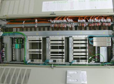 Mondi Štětí – Rekonstrukce rozvodny VN 6kV E105