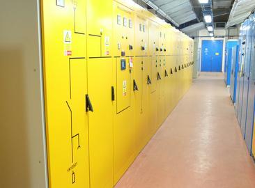 Атомная электростанция Дукованы – Реконструкция участковых распределительных устройств постоянного тока