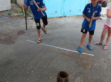 Spolupráce s korejskými dobrovolníky