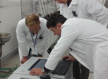 Успешное проведение заводских приемочных испытаний (FAT) проточных боромеров