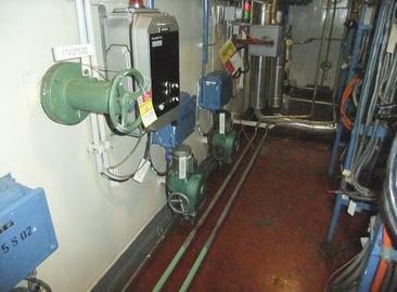 АЭС Дукованы - Замена электроприводов типа