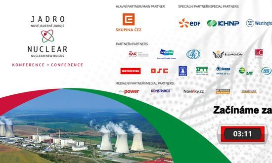 """Konference """"Nové jaderné zdroje"""""""