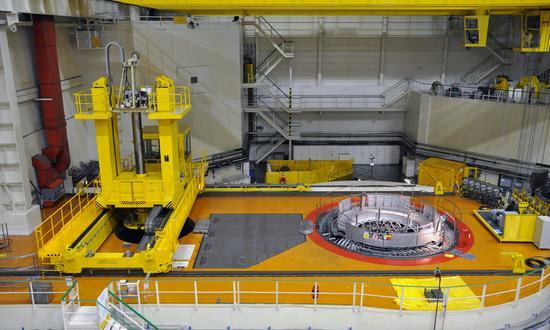 Jaderná elektrárna Dukovany – Údržba LC SKŘ