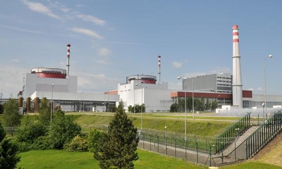 Завершение работ по замене корпусов главных предохранительных клапанов компенсатора объема на АЭС Темелин