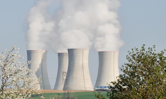 Реконструкция трубопровода аварийного питательного насоса на АЭС Дукованы