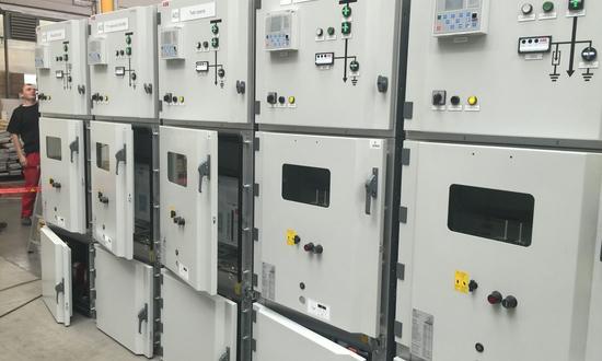 Монди Штети – Реконструкция подстанции ВН 6кВ E105