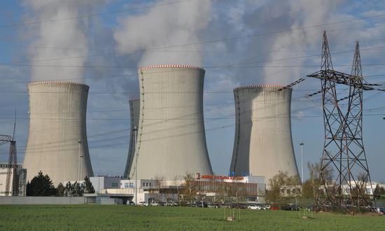 I&C Energo a.s. - АЭС Dukovany