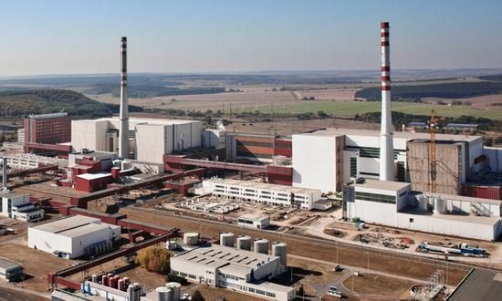 АЭС Моховце – контракт с фирмой ROEZ s.r.o.