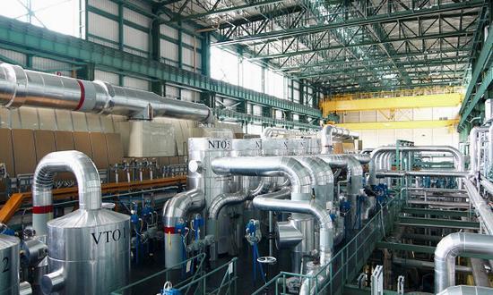 Контракт на разработку проекта по завершению работ на энергоблоках №3 и №4 АЭС Моховце