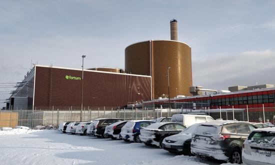 Сотрудничество с фирмой Rolls-Royce на АЭС Ловииса в Финляндии
