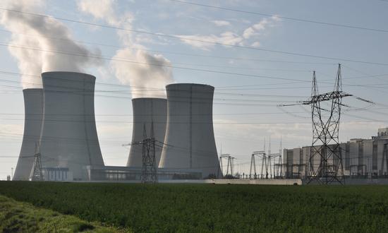 Перемещение управления выпускными клапанами на АЭС Дукованы