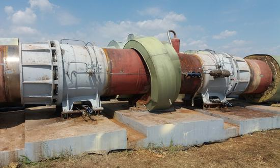 Výměna ucpávkových kompenzátorů na horkovodu elektrárna Mělník – teplárna Třeboratice