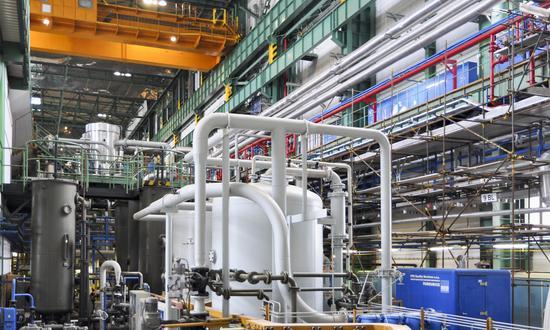 Замена приводов двигателей постоянного тока на АЭС Дукованы