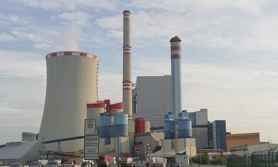 Úpravy blokových zařízení na bloku č. 6. v Elektrárně Ledvice