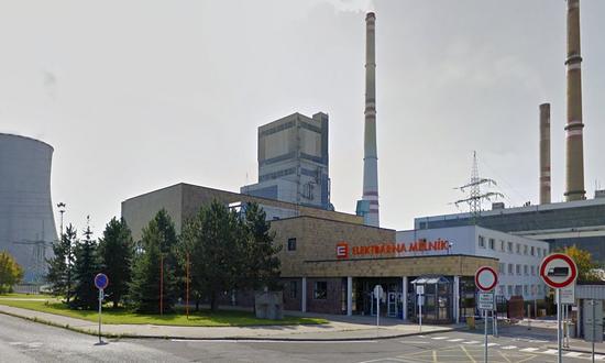 Замена сальниковых компенсаторов на теплотрассе, соединяющей электростанцию Мельник и  теплоцентраль Тршеборатице