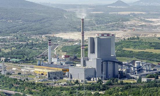 Усовершенствование вспомогательного оборудования на электростанции Ledvice (Ледвице)
