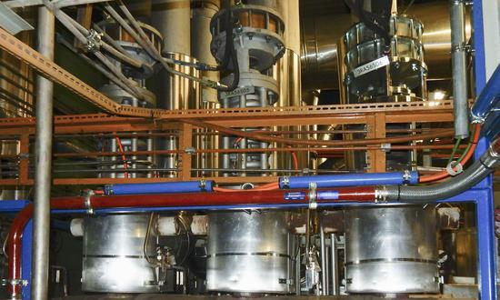 Предохранительные клапаны парогенераторов с оптимизированной формой проточного канала на АЭС Дукованы