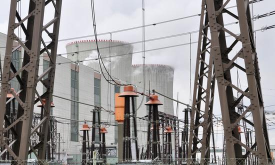 Реконструкция подстанции  400 кВ на АЭС Дукованы