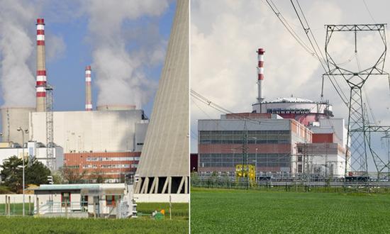 Победа в тендере на атомных электростанциях Дукованы и Темелин