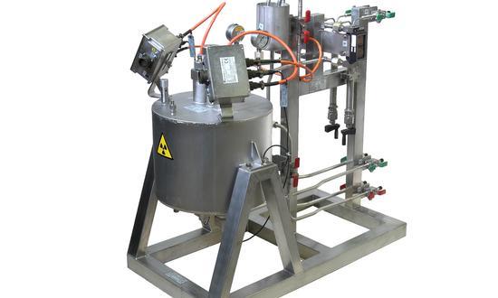 Установка, монтаж и ввод в эксплуатацию борометров на атомной электростанции Ringhals (Швеция)