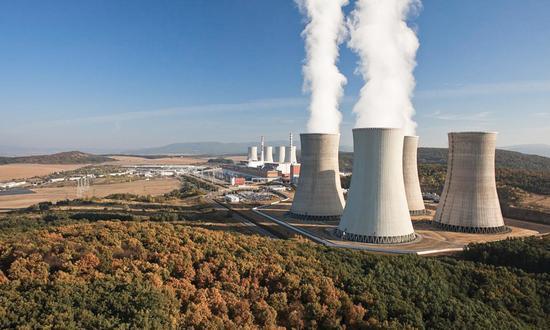 Модернизация турбогенераторов на первом и втором энергоблоках АЭС Моховце