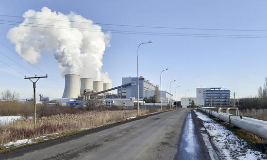 ЭТУ (Электростанции Тушимице)- Разработка и установка нового оборудования для снижения загрязнения воздуха твердыми  частицами, соответствующего наилучшим доступным образцам данного оборудования