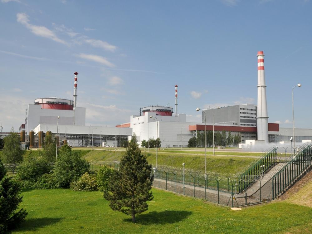 Dokončení záměny těles hlavních pojistných ventilů kompenzátoru objemu v JE Temelín