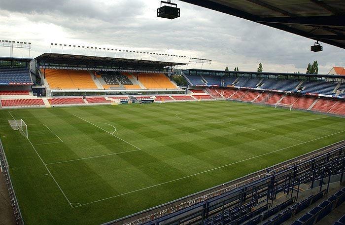 Rekonstrukce podružných NN rozvaděčů - Stadion AC Sparta Praha