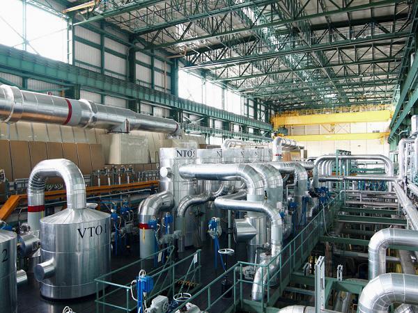 Kontrakt na projektu dostavby Jaderné elektrárny Mochovce 3,4