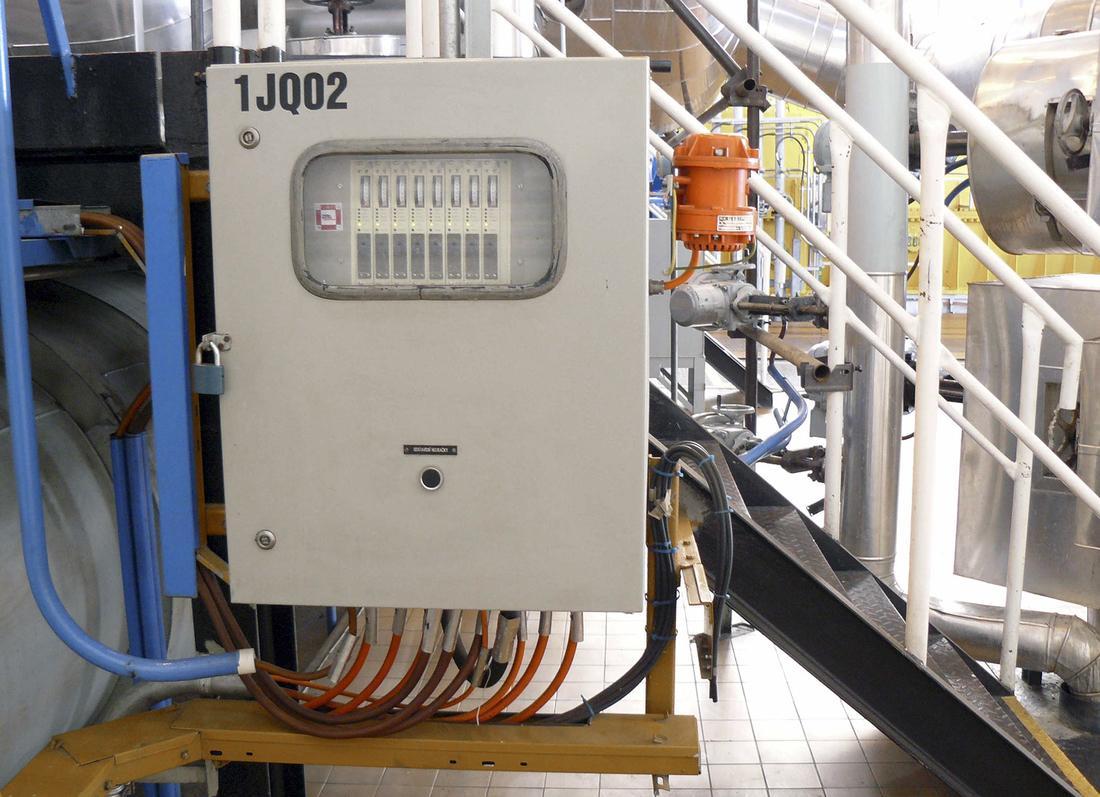 Zdokonalení plynového panelu na JE Temelín