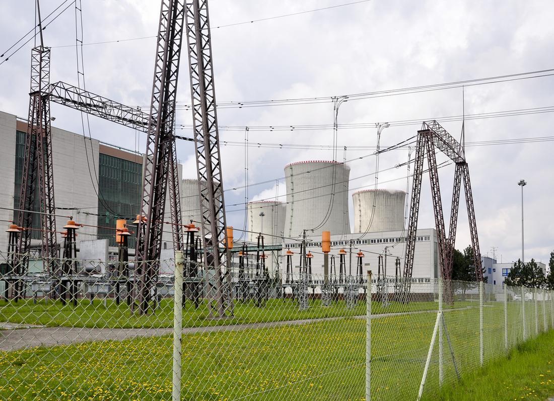 Rekonstrukce napájení pro zařízení TSFO v JE Dukovany