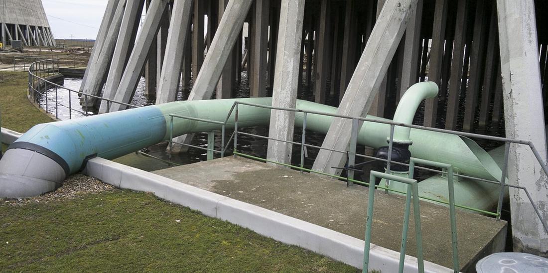 АЭС Дукованы – расширение возможностей использования охлаждающей поверхности градирни
