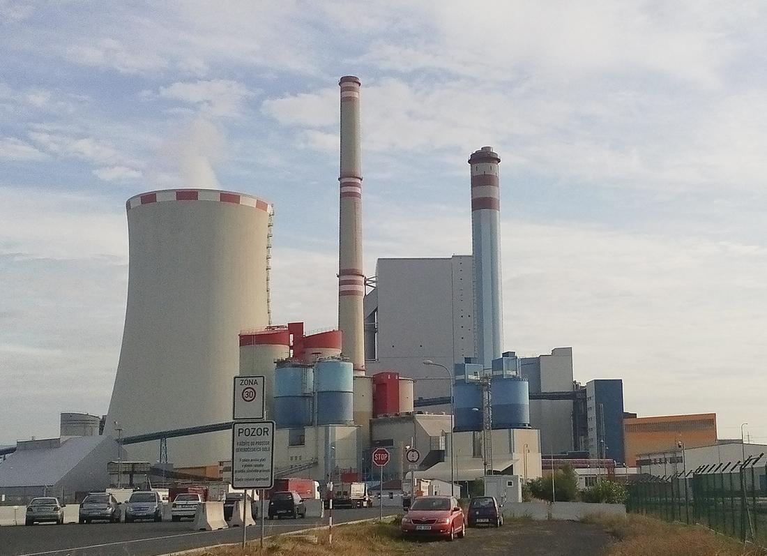 Модернизация  оборудования на 6-м энергоблоке  тепловой электростанции Ledvice (Ледвице)