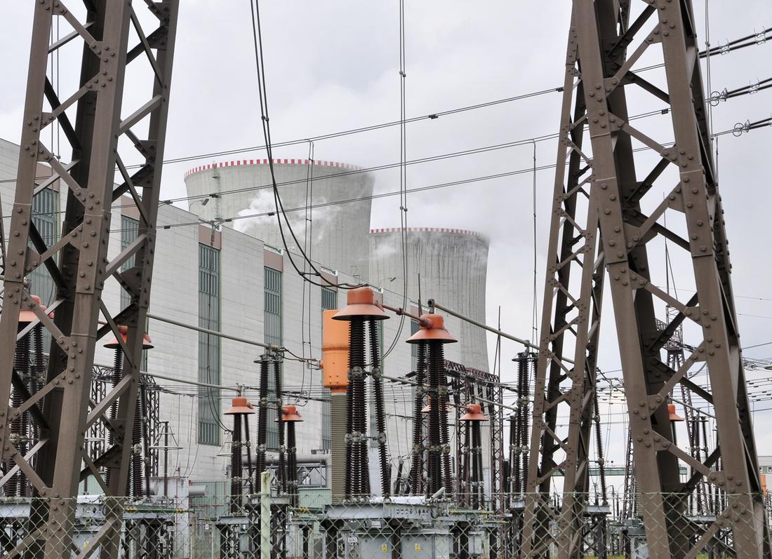 Rekonstrukce rozvodny 400kV na EDU
