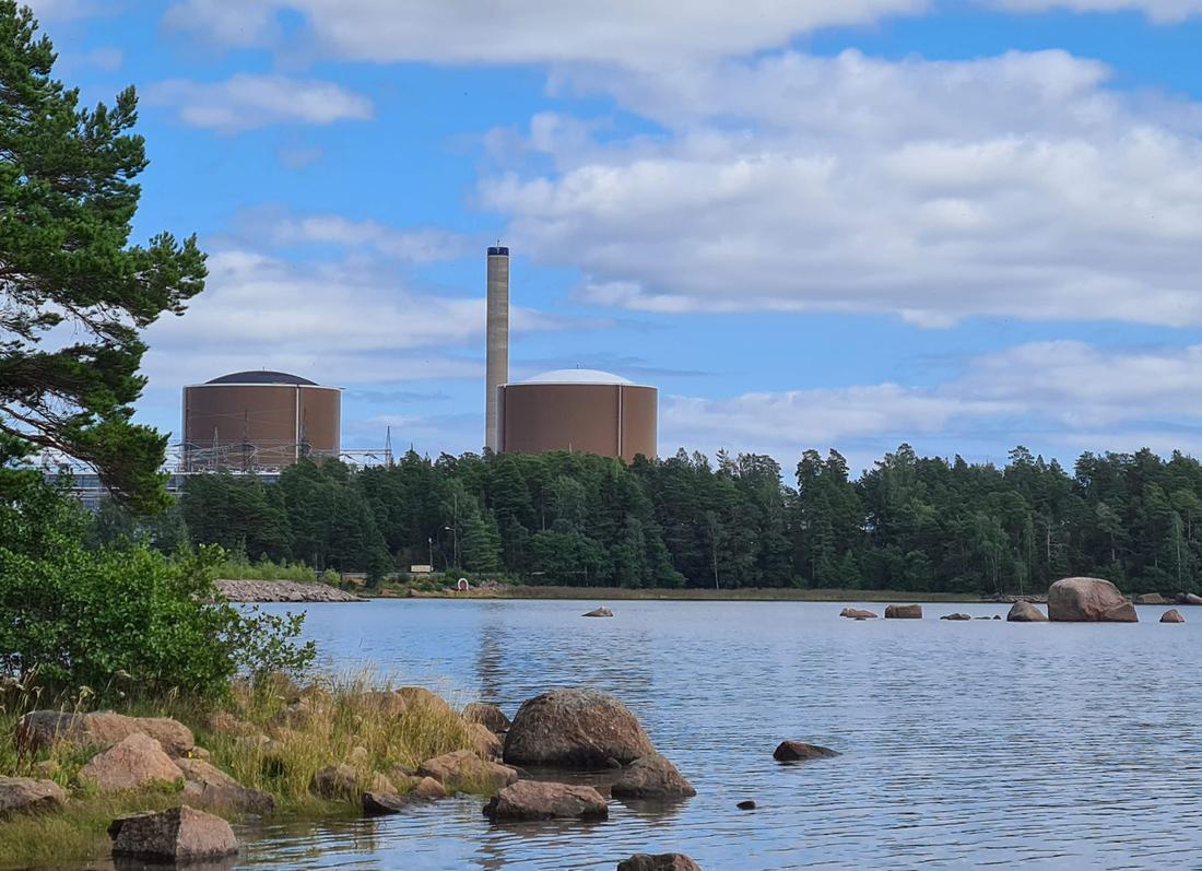 Projekt Lasu – jaderná elektrárna Loviisa (Finsko)